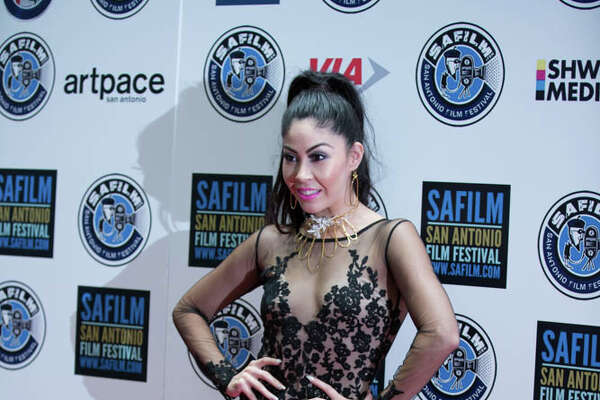 Here's who was seen on the red carpet at the San Antonio Film Festival Friday night on Aug. 2nd, 2019.