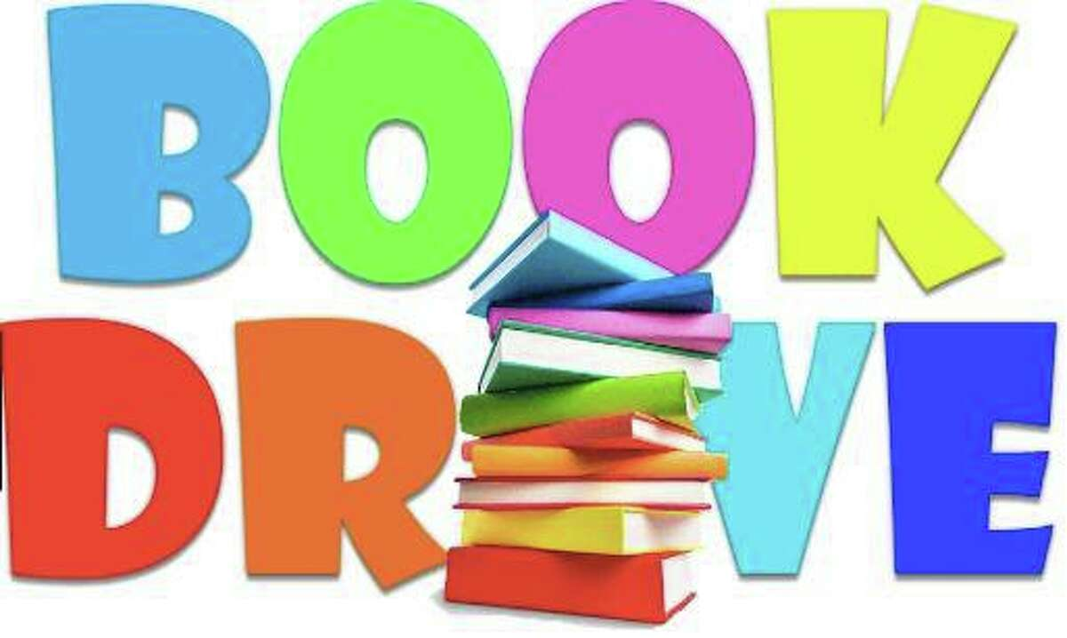 Echo Hose Hook & Ladder Co. 1 will be hosting its annual book drive on Saturday, Aug. 31.