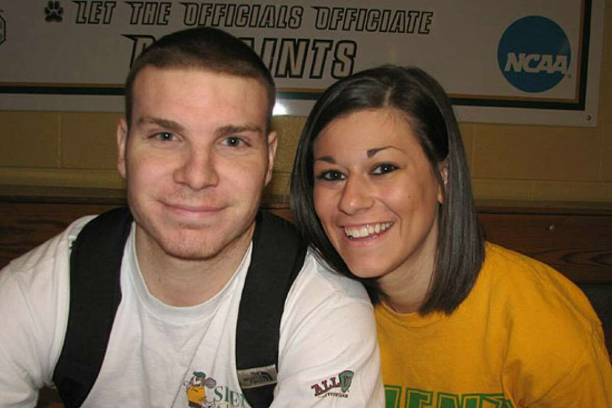Were you seen at 2009 Siena's NCAA Tournament selection celebration?