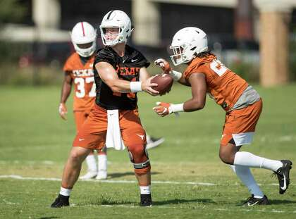 low cost 89cc2 f4e33 Longhorns Extra Points: Sam Ehlinger 2.0 - HoustonChronicle.com