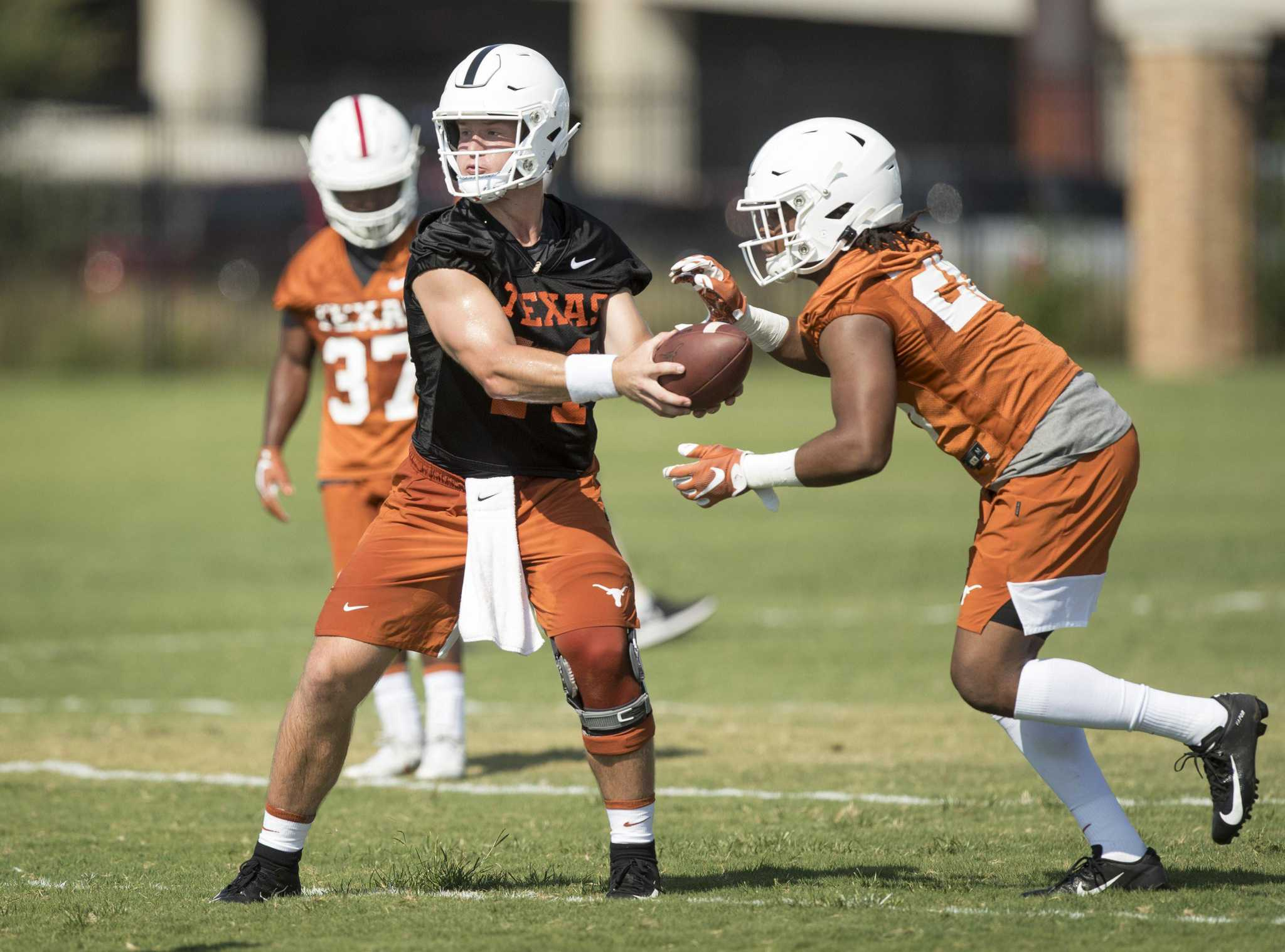 Texas, Texas A&M both in preseason AP Top 25