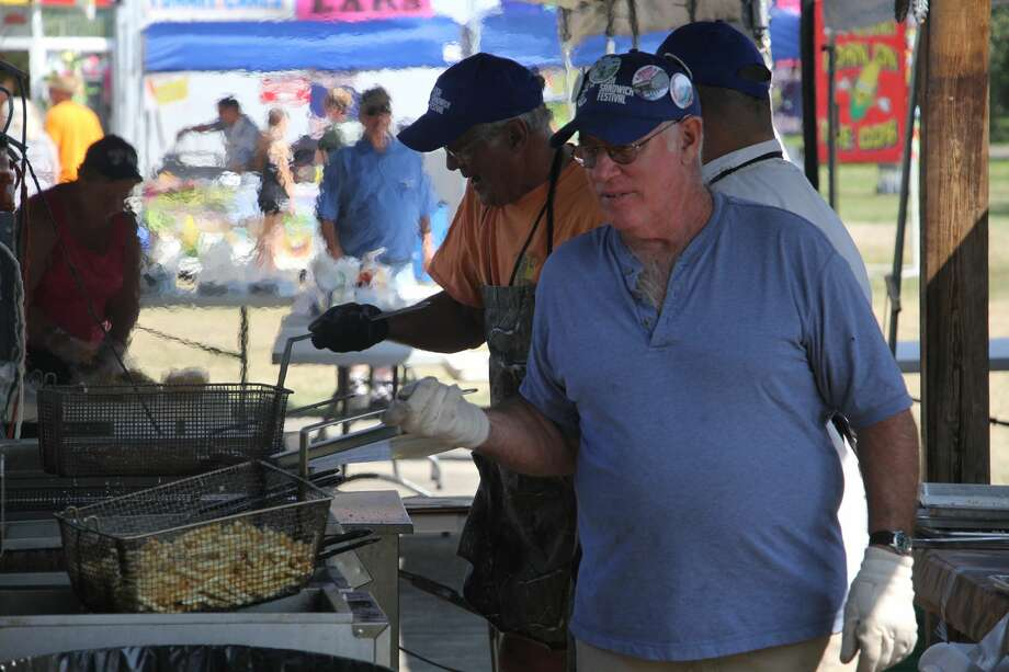 Tons of fun was had at this year's Bay Port Fish Sandwich Festival. Photo: Seth Stapleton/Huron Daily Tribune