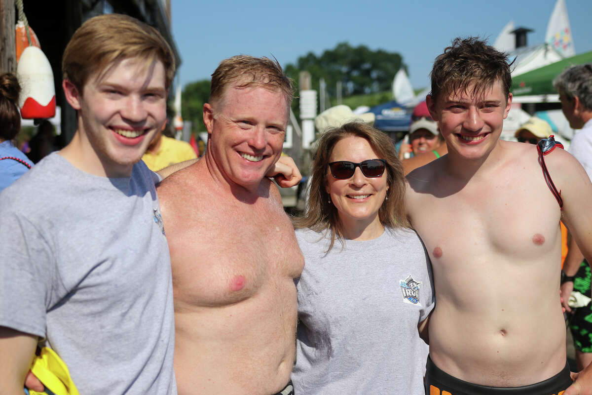 St. Vincent's 32nd SWIM Across the Sound Marathon took place on August 3, 2019. About 100 swimmers swam across Long Island Sound, accompanied by a fleet of 65 escort boats and 20 law enforcement boats. The event raises money and support for the thousands of people who are battling cancer and their families. Were you SEEN?