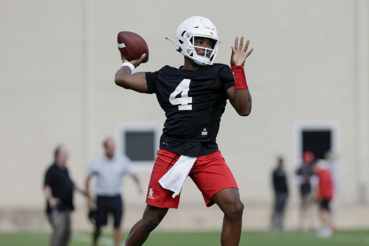 UH quarterback D'Eriq King finds plenty of motivation when people say there's something he can't do.