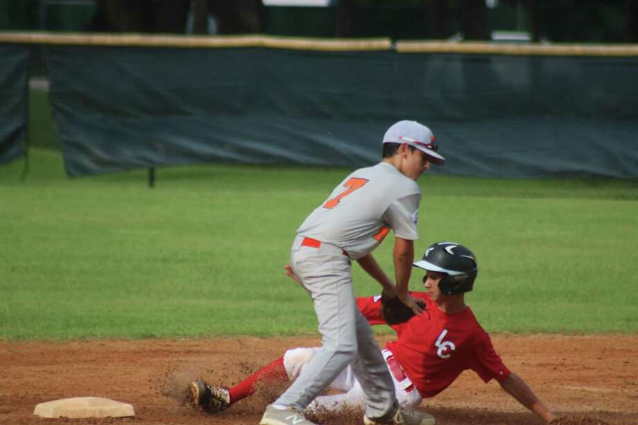 Probably the unsung hero in Louisiana has been NASA-Orange's defense. In order to win four games in two days, the infield gloves are turning in a stellar job and getting plenty of pats on the back by the pitchers. Photo: Robert Avery