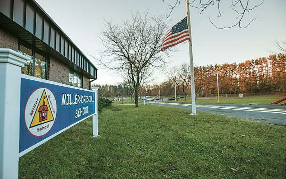 There will be five new staffers at Miller-Driscoll School in Wilton this year. Photo: Kendra Baker / Hearst Connecticut Media / Wilton Bulletin