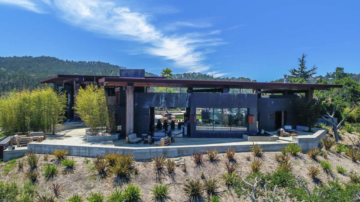 With three concrete buildings, the Tres Paraguas custom home is truly one of a kind, asking $9.8 million.