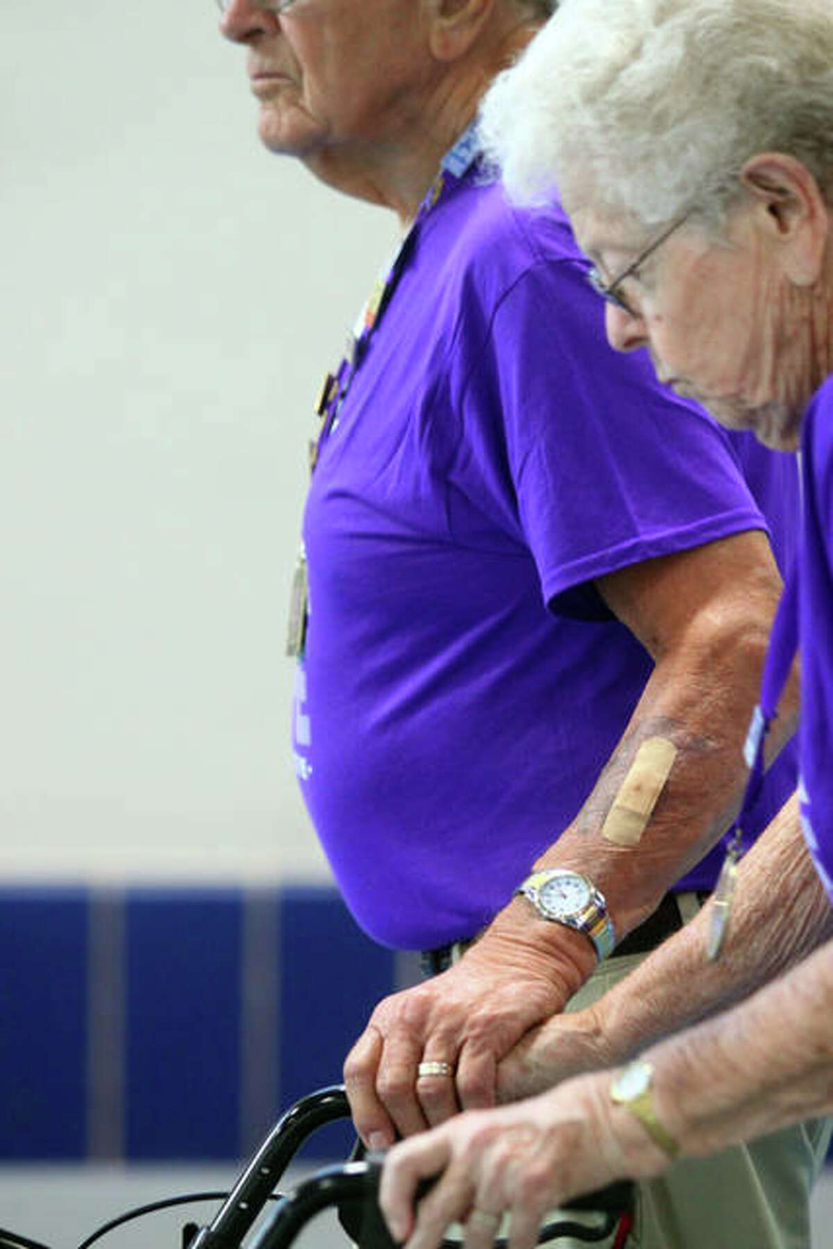 Relay for Life of Tri County raised more than $5,000 Saturday. It has raised close to $28,000 of its $55,000 goal for 2019. The event was held at the Bruner Fitness and Recreational Center on the Illinois College campus.