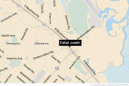 Victim identified in fatal Palo Alto crash involving fire trucks, box truck