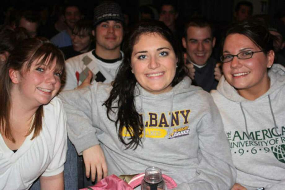 Were you seen at 2009 Comedian Jim Norton at UAlbany? Photo: Jon Campbell