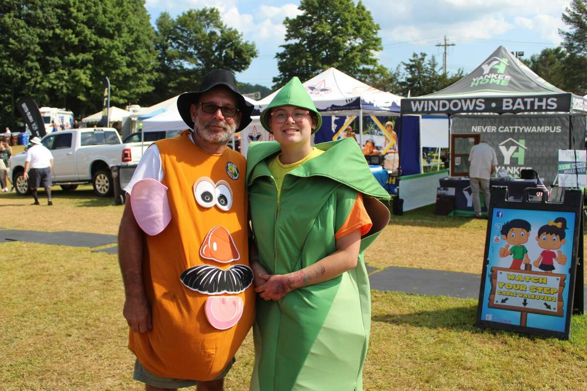 The North Branford Potato and Corn Festival took place August 3-4, 2019. Were you SEEN?