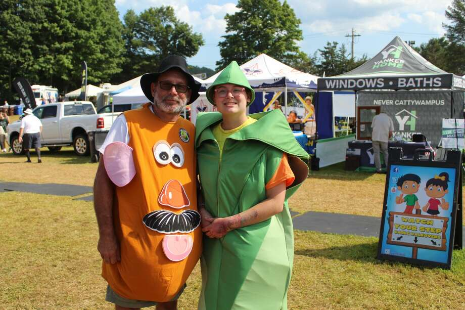 The North Branford Potato and Corn Festival took place August 3-4, 2019. Were you SEEN? Photo: Jenna Seward