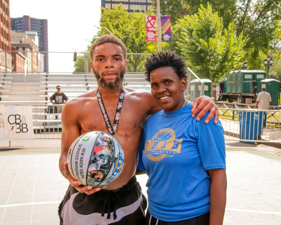 "The CB3B Tournament took place in New Haven on August 3 -4, 2019. Teams from ""The Big 3"" (Bridgeport, New Haven and Hartford) faced off on the basketball court while fans enjoyed live music, food and vendors. Were you SEEN? Photo: Shaleah Williams - Eighty7Pixels"