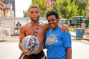 """The CB3B Tournament took place in New Haven on August 3 -4, 2019. Teams from """"The Big 3"""" (Bridgeport, New Haven and Hartford) faced off on the basketball court while fans enjoyed live music, food and vendors. Were you SEEN?"""