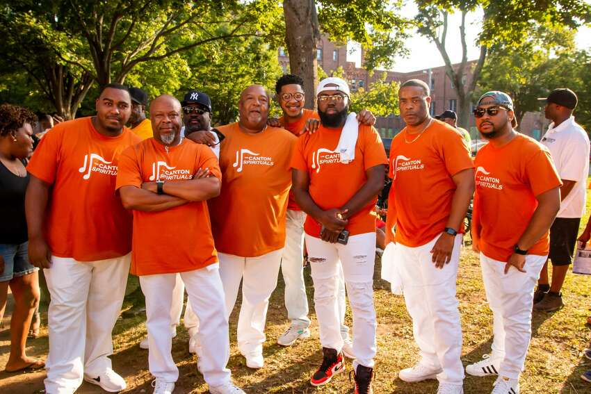 Gospel Fest New Haven, presented by the Christian Community Commission, Inc., took place August 3-4, 2019 at Goffe Street/DeGale Park in New Haven. The event featured performances by Zacardi Cortez & Kierra Sheard and The Canton Spirituals . There were also performances by 40 statewide and local groups. Were you SEEN?