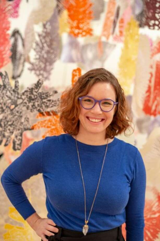 Click through the slideshow for 20 things you don't know about Nicole Snow, owner of Darn Good Yarn. Photo: Courtesy Of Nicole Snow