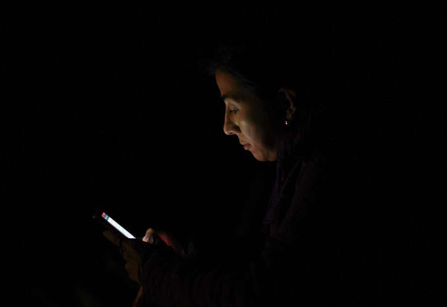 How much screen time is too much? Photo: Yuri Cortez / AFP /Getty Images / AFP or licensors