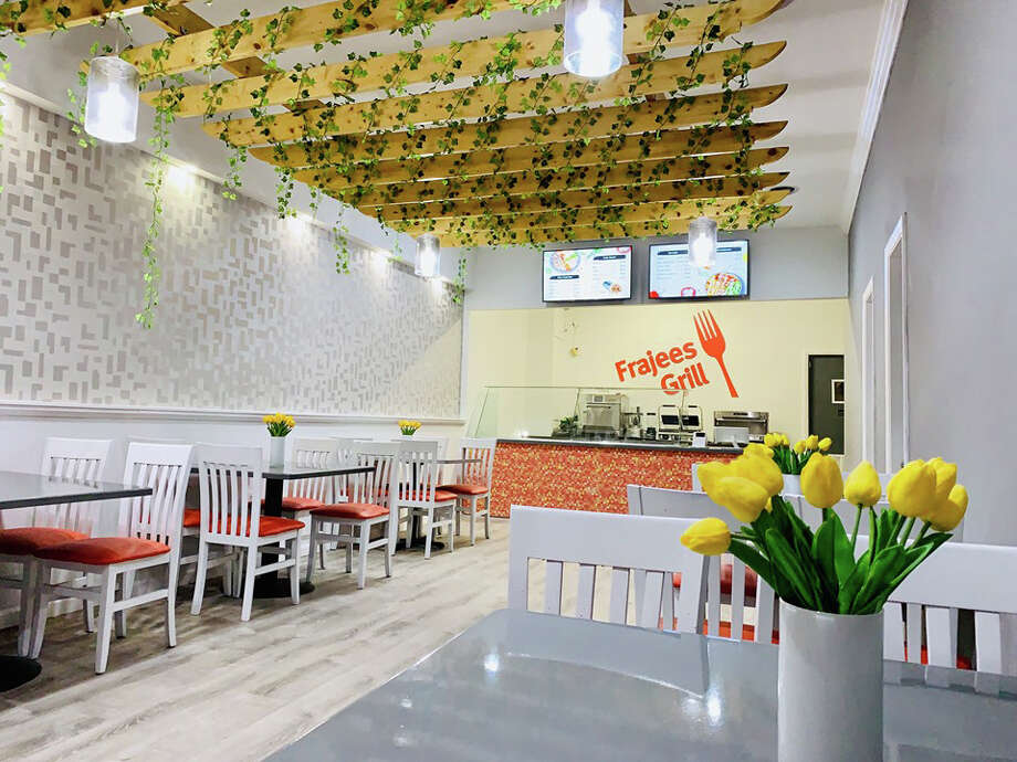 Frajees Grill, a fast-casual place serving Mediterranean/Middle Eastern fare, opened recently at 189 Lark St. in Albany. (Facebook) Photo: Frajees Grill (Facebook)