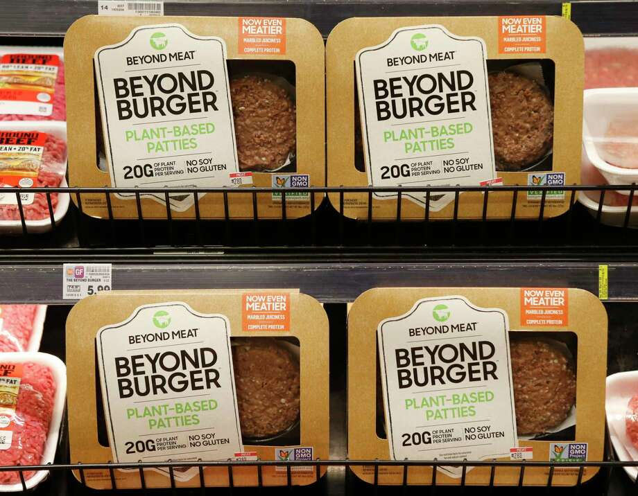 Veggie burgers were living an idyllic little existence. Then they got caught in a war over the future of meat.