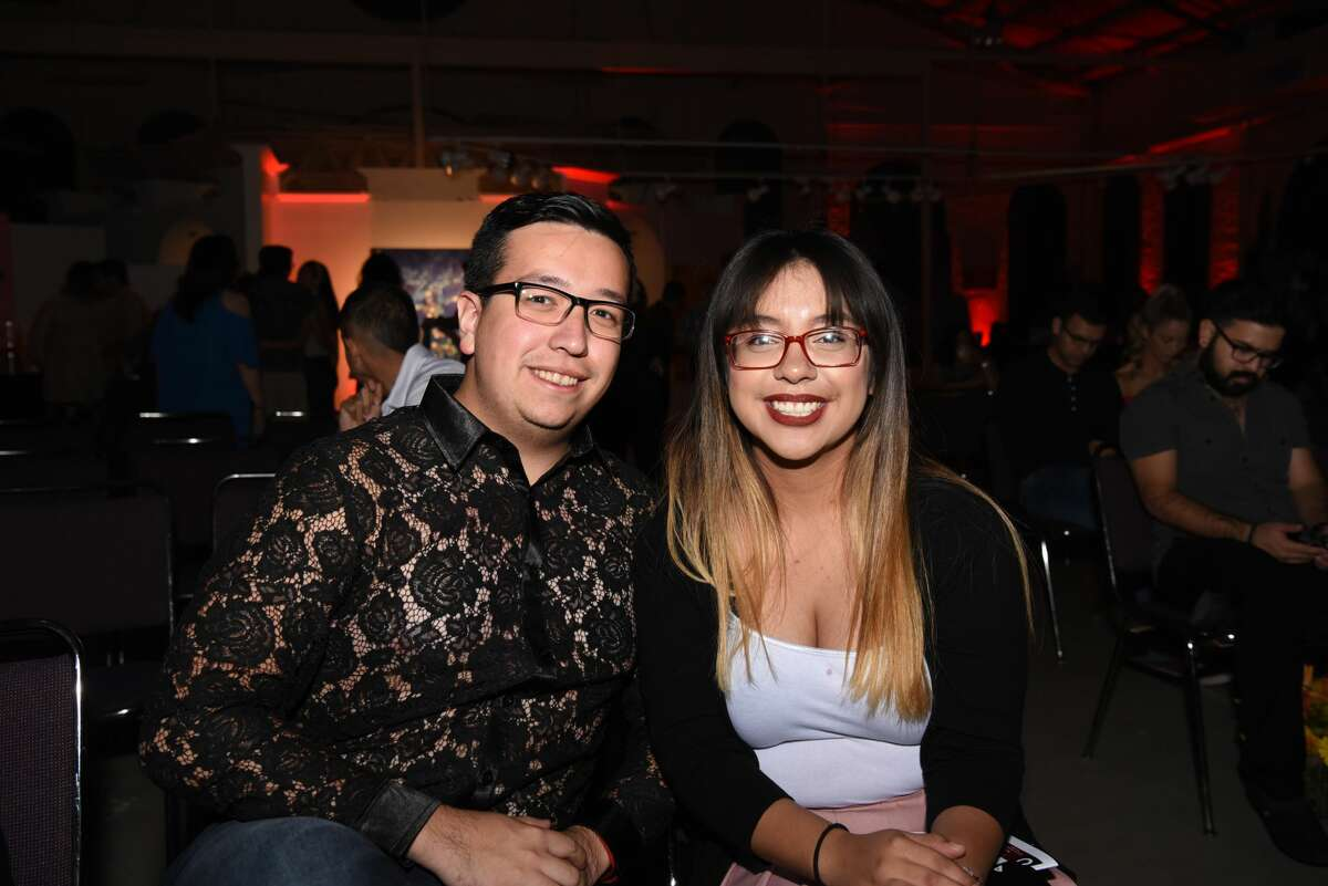 Cabaret, a play about love, debauchery and culture was enjoyed by theater fans at the Laredo Center for the Arts, Saturday, August 3, 2019.