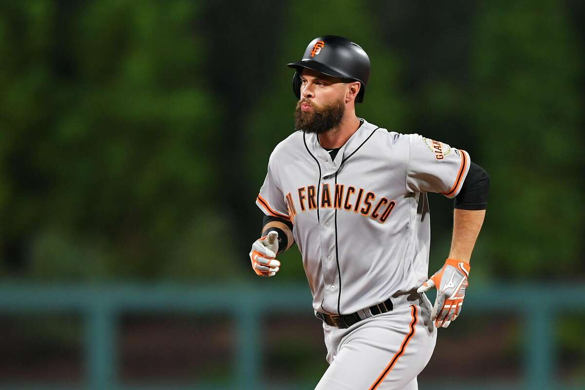 Can you ID these Giants players by the weird nickname they chose to have on their jersey? BOB - Brandon Belt No