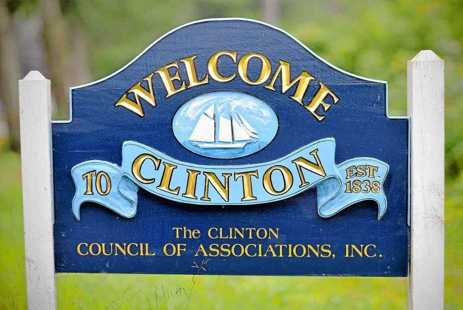 Clinton Photo: Hearst Connecticut Media File Photo