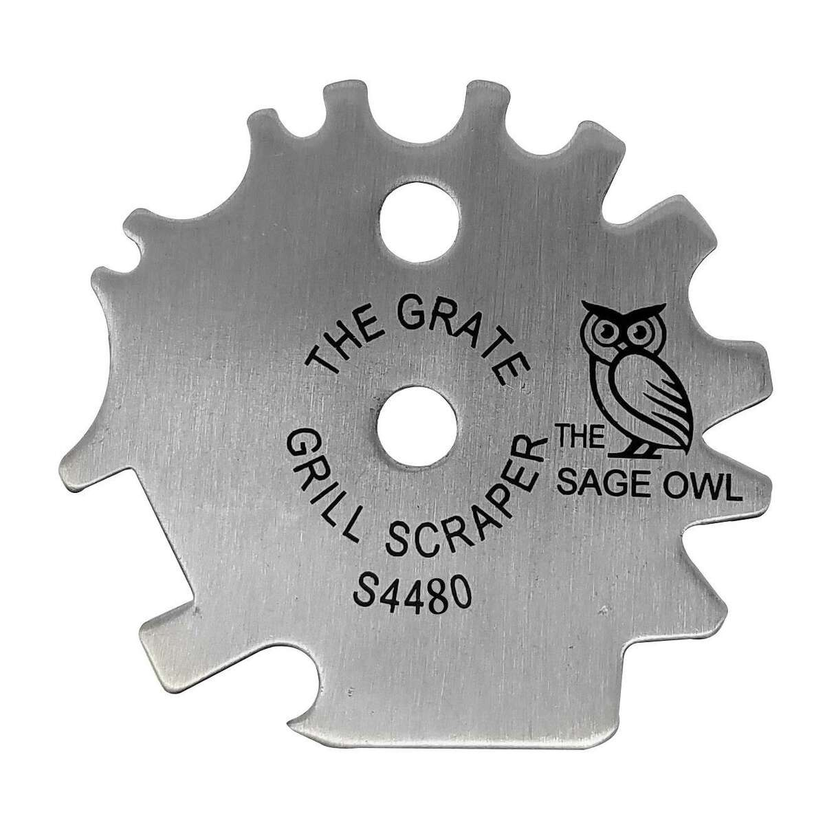 The Grate Grill Scraper by The Sage Owl
