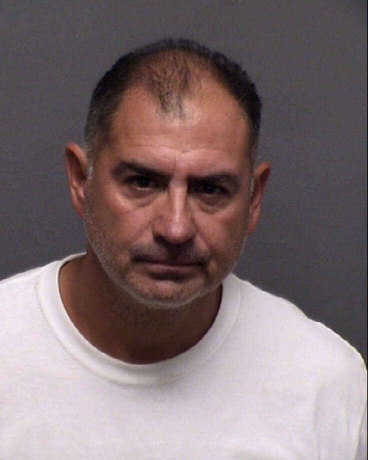 John Draeger was charged with driving while intoxicated, third or more, on July, 8, 2019. Photo: Bexar County