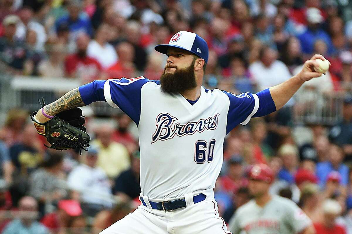 Former Astro Dallas Keuchel, signed in June, has given the Braves five quality starts in his past seven outings.