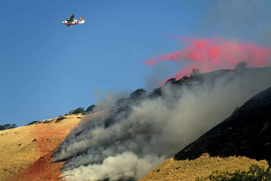 Marsh Complex blazes near Clayton 100 percent contained