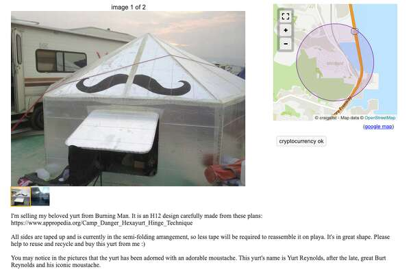 The most ridiculous Burning Man things for sale on