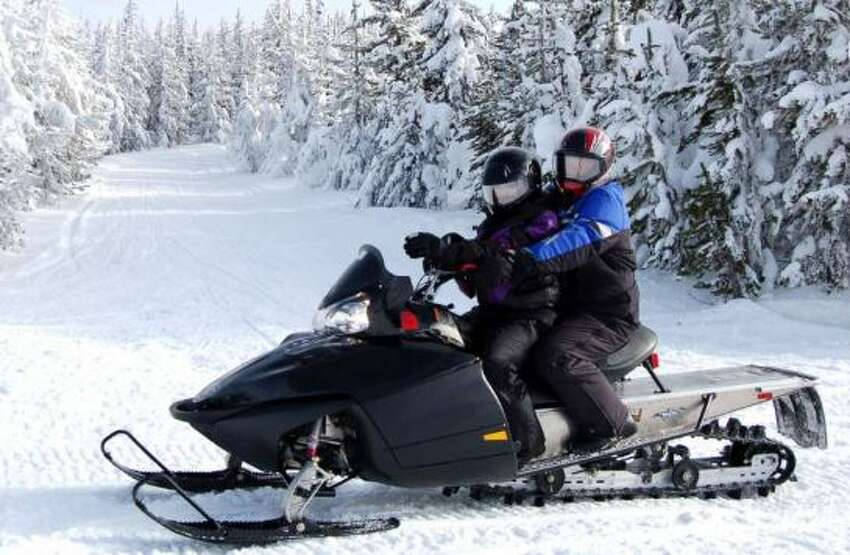 A lawsuit over snowmobile trails has led to a tree-cutting moratorium.