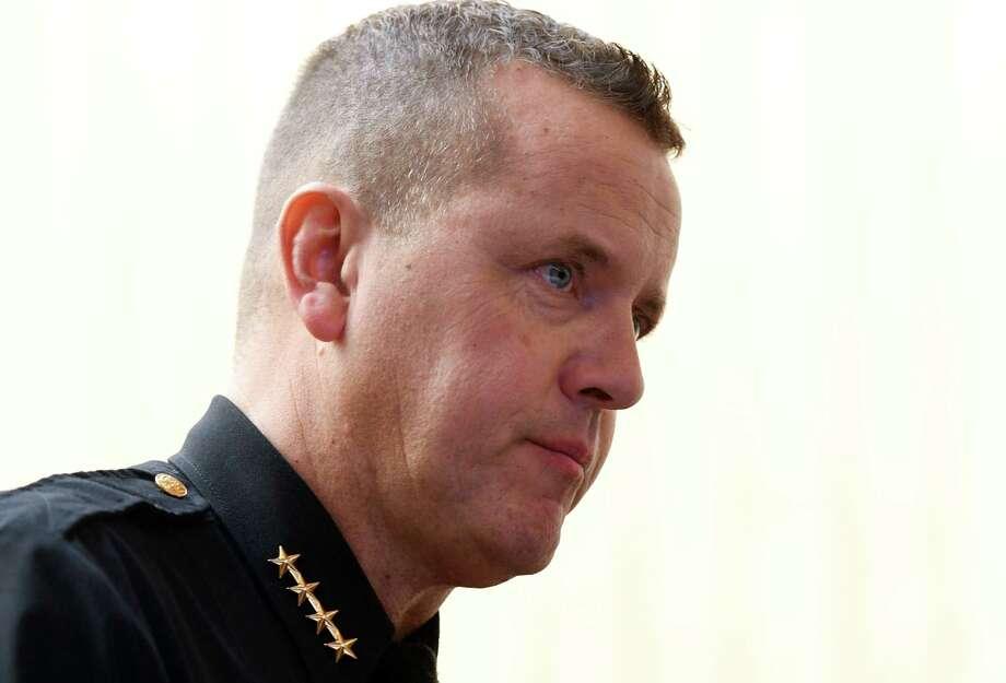 Albany County Sheriff Craig Apple. Photo: Phoebe Sheehan / 40046377A