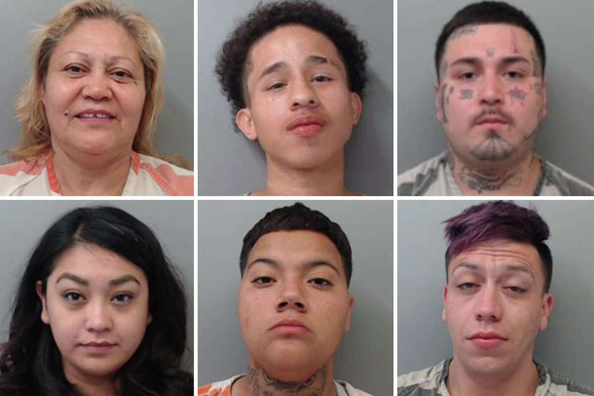 Scroll through the gallery to see the most notable Laredo mugshots in the month of July.