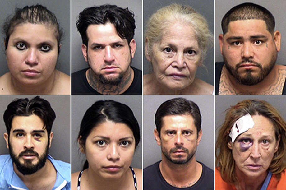 Keep clicking to see all the 49 people arrested on felony DWI charges in July 2019 in the San Antonio area. Photo: Beaxr County Jail
