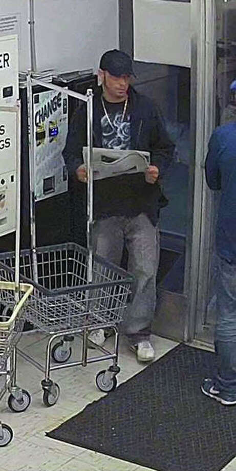 If you recognize this man, please contact Edwardsville Police. Photo: Courtesy Of The Edwardsville Police Department
