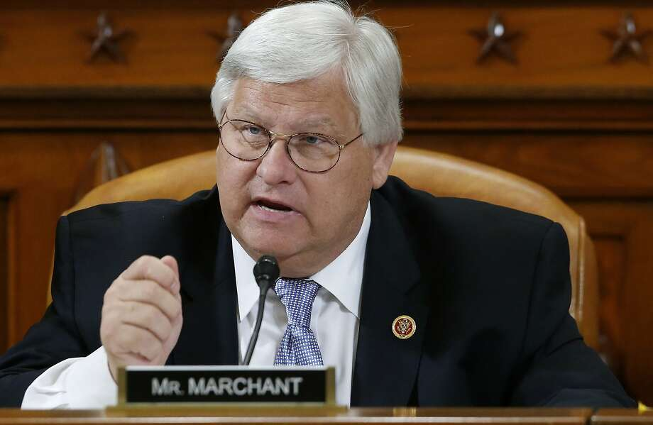 Rep. Kenny Marchant of Texas is the 11th House Republican to decline to run for re-election. Photo: Charles Dharapak / Associated Press 2013
