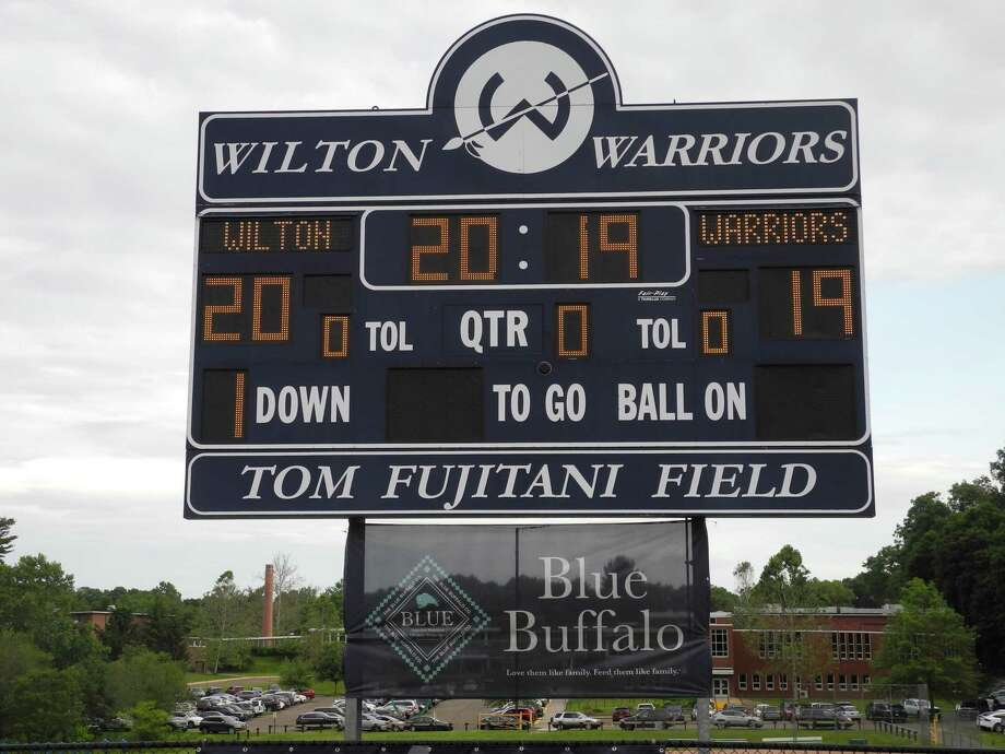 U.S. News & World Report ranks Wilton High School as 11th best in the state. Photo: Jeannette Ross / Hearst Connecticut Media / Wilton Bulletin
