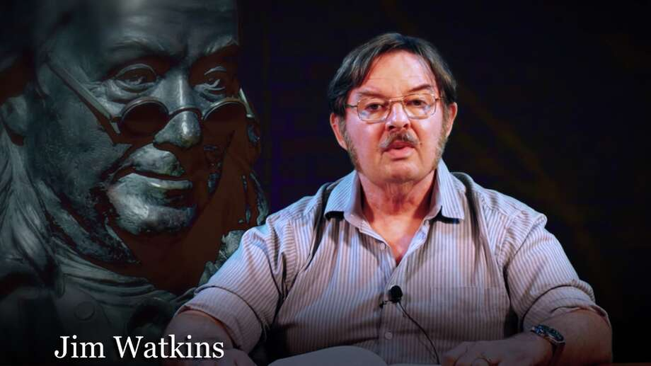 8chan owner Jim Watkins. Photo: Jim Watkins