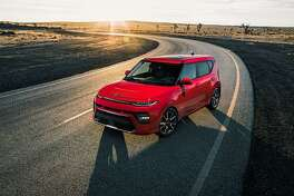 The 2020 Kia Soul's redesign includes 1.6-liter turbocharged engine, 7-speed dual-clutch transmission, forward collision avoidance system, blind-spot warning, rear cross-traffic alert, adaptive cruise control, power sunroof, navigation system, power driver's seat, head-up display, heated seats, premium audio system and satellite radio.