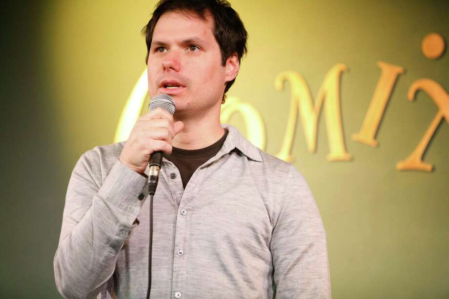 Michael Ian Black will perform on Aug. 10 at 7:45 p.m. at the Fairfield Theatre Company, 70 Sanford Street, Fairfield. Tickets are $35. For more information, visit fairfieldtheatre.org. Photo: Amy Sussman / Getty Images / Getty Images North America