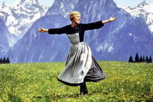 "Julie Andrews starred in ""The Sound of Music"" in 1965."
