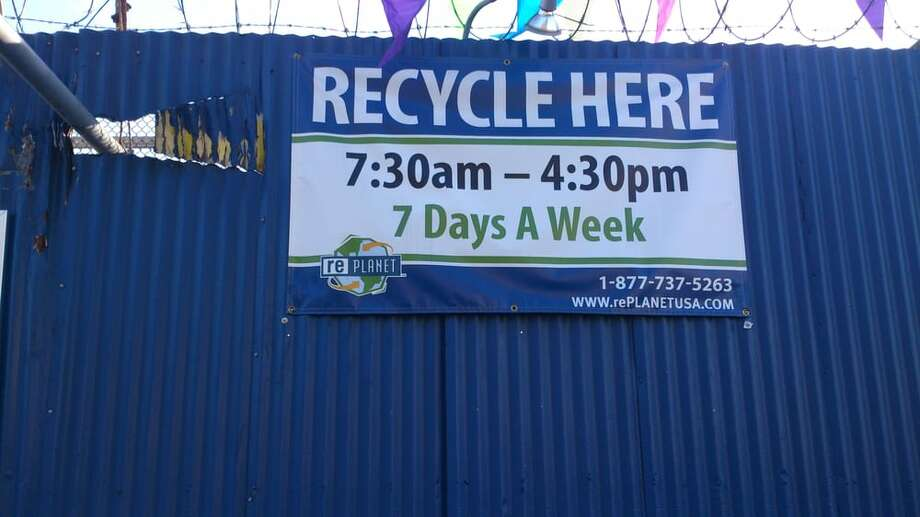 Santa Rosa Recycling Center >> California S Largest Recycling Business Closes All 284