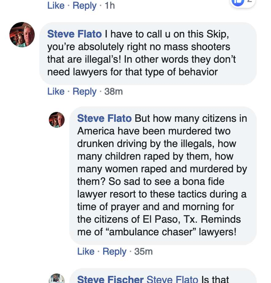 Midland teacher and coach Steve Flato wasverbally reprimanded for Facebook comments made after the El Paso shooting. Photo: Courtesy Photo