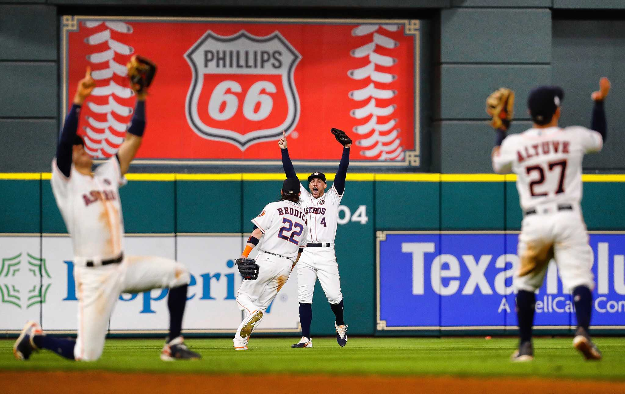 Minute Maid Park's most memorable: Game 7 of 2017 ALCS