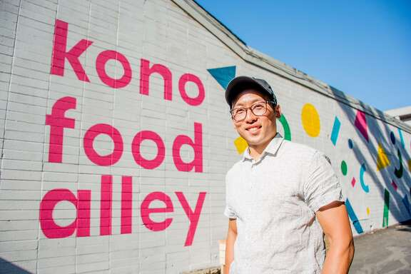 George Dy, the force behind Kono Food Alley, plans to open Common Grounds, a twist on a food hall, at the same Oakland location.