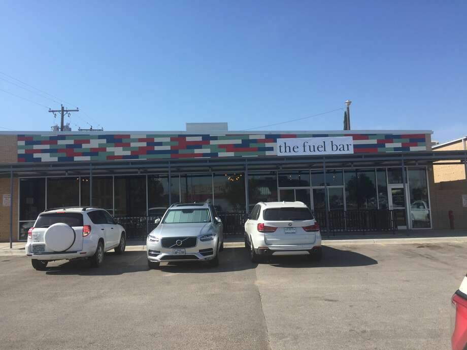 The Fuel Bar opened in downtown Midland in early August serving healthy items such as smoothies, bowls, juices and more. Photo: Rich Lopez/MRT