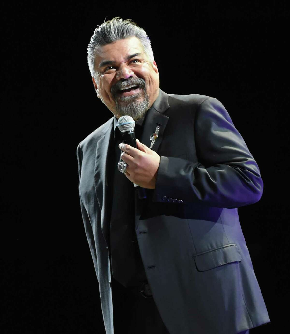 George Lopez is returning to San Antonio this winter on a comedy tour.