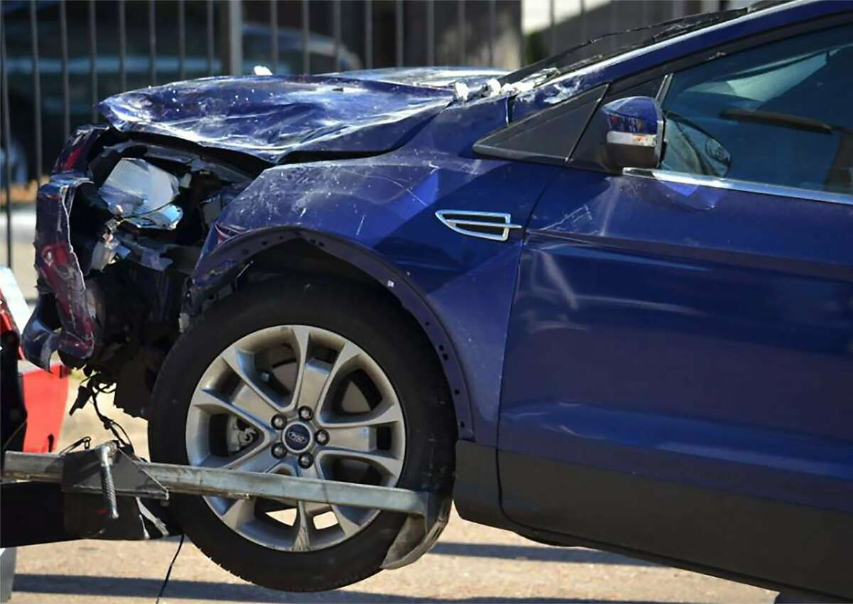 20. Cullen Boulevard Non-fatal accidents: 324