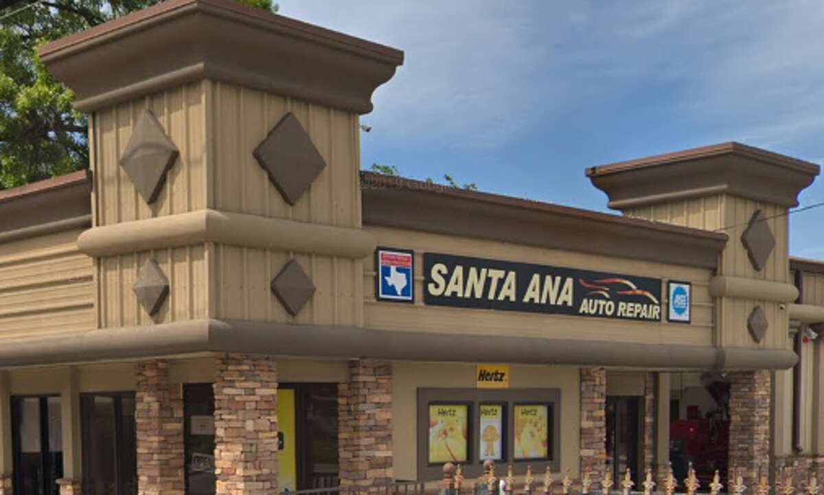 14. Santa Ana Auto Care Address: 5512 West 34th Street Stars: 5 Number of reviews: 41